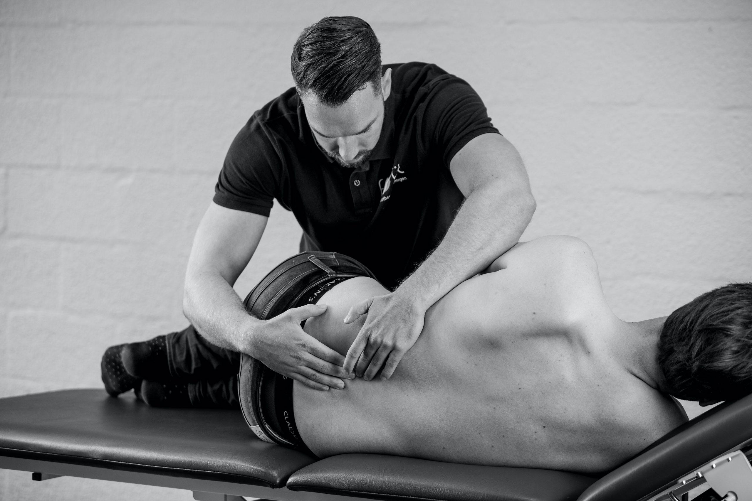 fysiotherapie bij blokkades (Manuele therapie)