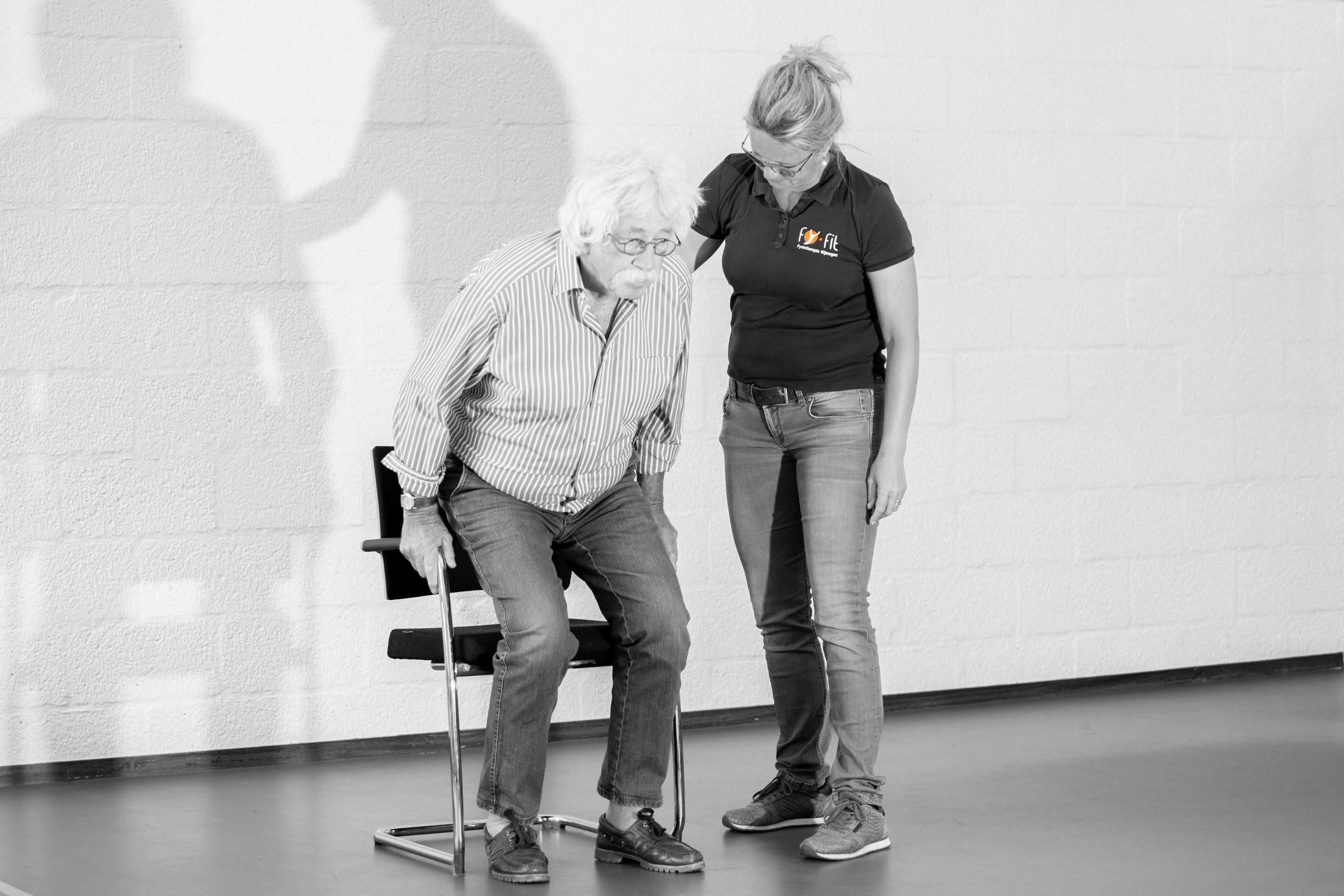Fysiotherapie voor ouderen (Geriatrie)