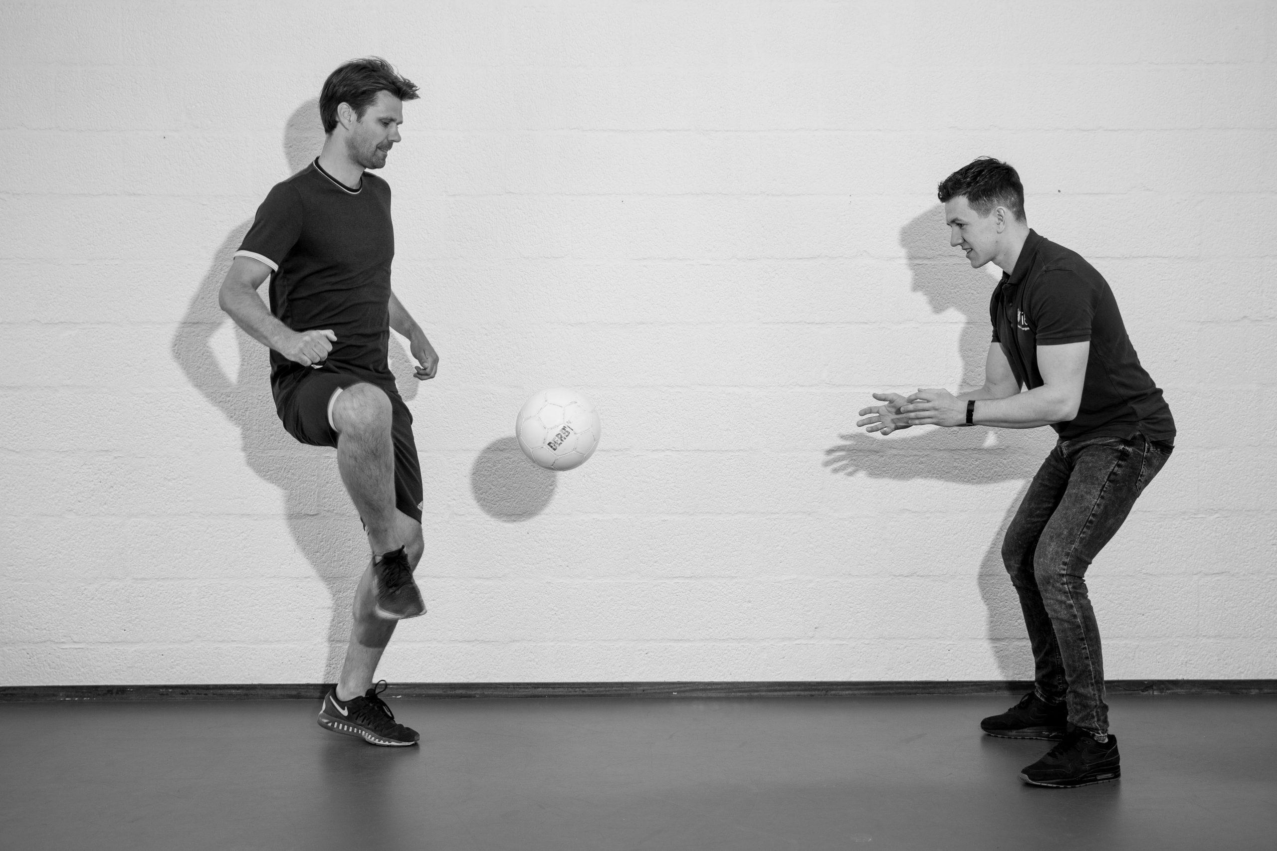 Fysiotherapie voor sporters (SPORTREVALIDATIE)