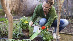 spierpijn na tuinieren